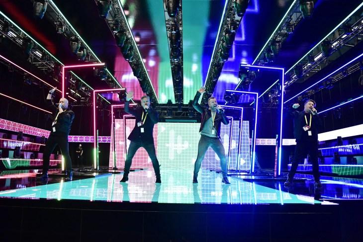 Arvingarna, Melodifestivalen 2021 | Photo: Sveriges Television AB (SVT), Stina Stjernkvist