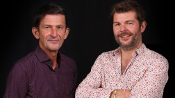 Sander Lantinga & Cornald Maas