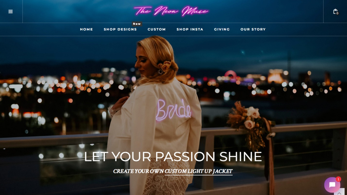 The Neon Muse