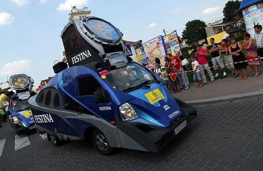 Karawana reklamowa, Błonie 2010