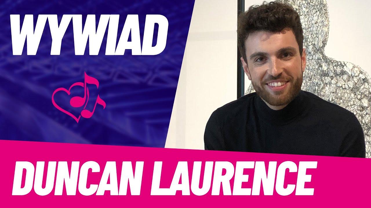 Duncan Laurence w Polsce | Wywiad ze zwycięzcą Eurowizji 2019 – eurowizja.org