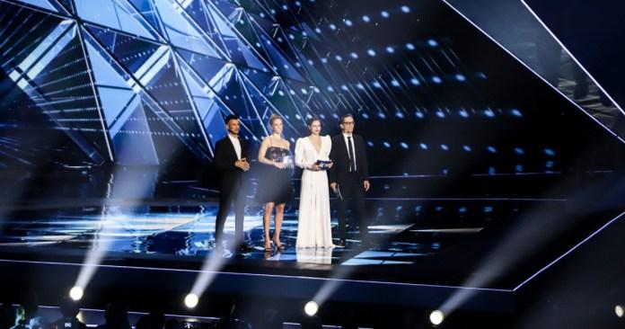 Zdjęcie z próby generalnej drugiego półfinału Eurowizji 2019 (fot. Eurovision.tv)
