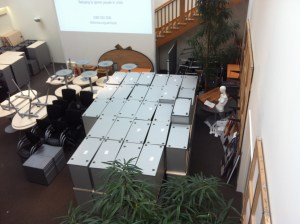 office equipment deliveries