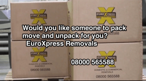 Pack and move removals