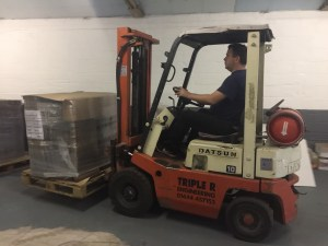 warehouse removals services
