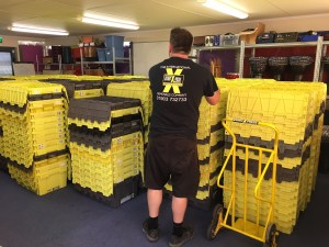 Crate Hire Sussex Kent Surrey, trolley rental Hampshire