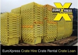 business relocation Crate hire