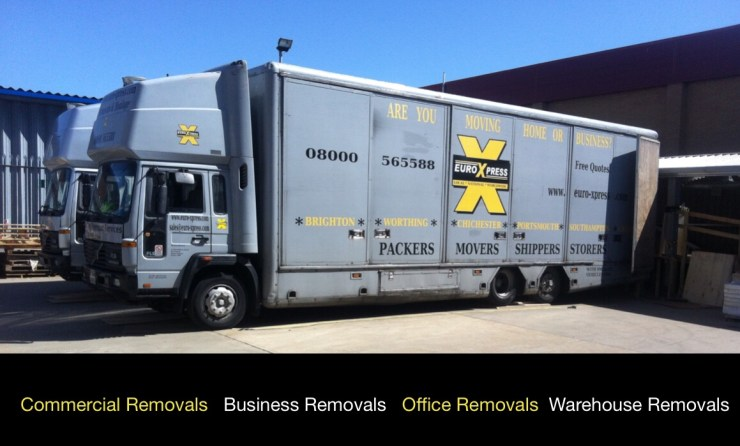 commercial moves