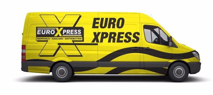 staff relocations euroxpress van