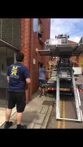 business removals company