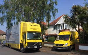 house removals trucks