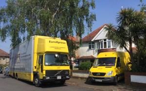 house removals trucks
