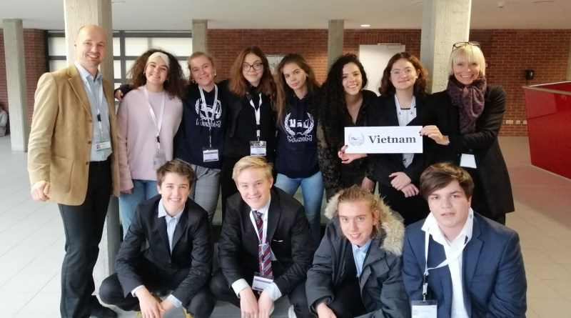 MUNOM 2018 : a great experience