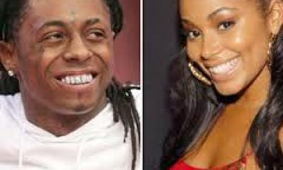 lil wayne & lauren london