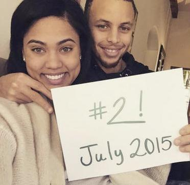 83570c09a8d Newborn News  Stephen and Ayesha Curry Welcome a Baby Girl