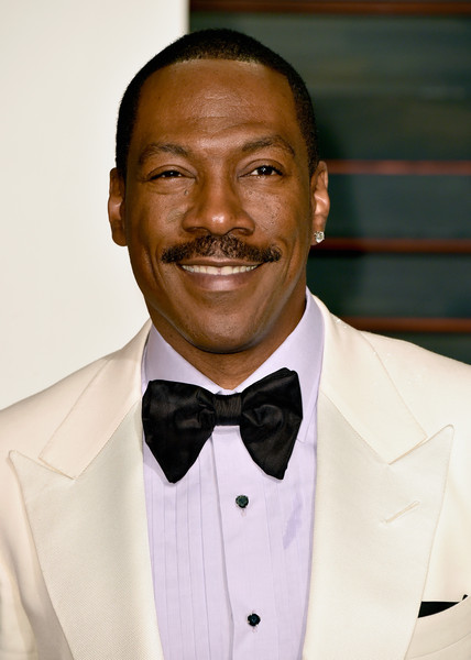 Eddie Murphy attends the 2015 Vanity Fair Oscar Party hosted by Graydon Carter at Wallis Annenberg Center for the Performing Arts on February 22, 2015 in Beverly Hills, California
