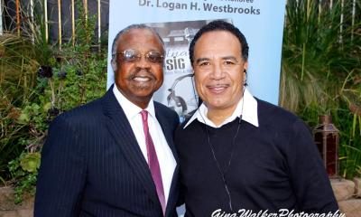 Logan Westbrooks and Jay King AMI book launch Oct 25 2015