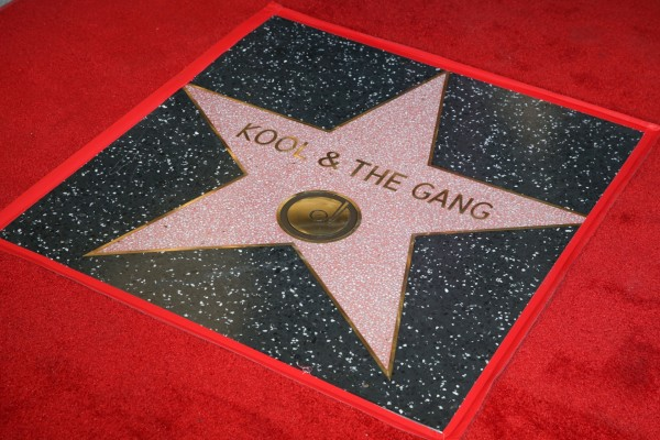 Kool The Gang From Hollywood Swinging To Star On