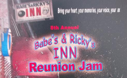 5th Annual Babe's and Ricky's Inn Reunion Jam | EURweb