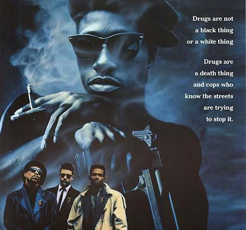 ff7235da793 Art Sims Talks Creating Iconic 'New Jack City' Movie Poster, Film's 25th  Anniversary