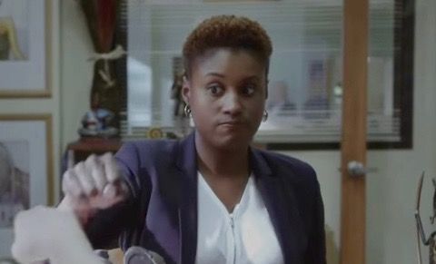 """Issa Rae in HBO's """"Insecure"""""""