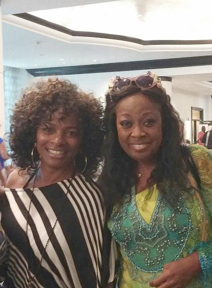 vanessa bell calloway & star jones