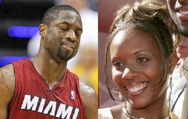 Siohvaughn L  Funches-Wade Comes for DWade in New Tell-All