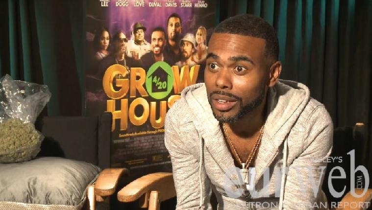 Lil Duval ('Grow House') Tells Us Why He Started Smoking Weed