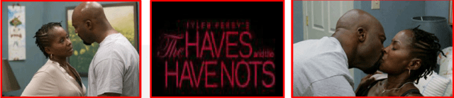 ro brooks, the have and the have nots, michael and hanna