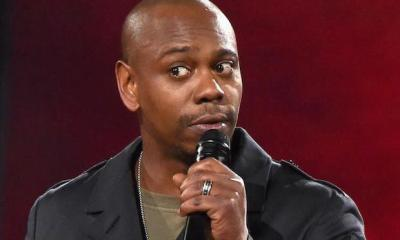 dave chappelle - mic