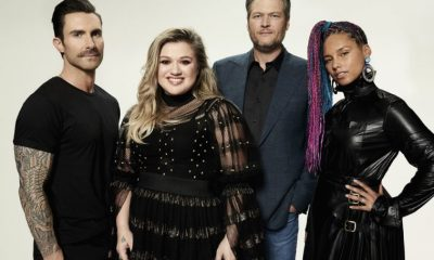 The Voice coaches 2018