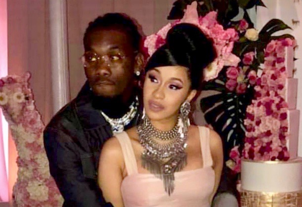Watch Cardi B And Offset Throw Bronx Fairytale Baby Shower Eurweb