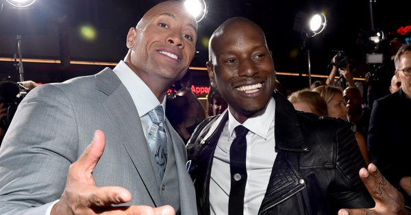 Tyrese Says He and Dwayne Johnson Haved Squashed 3-year Feud [VIDEO]