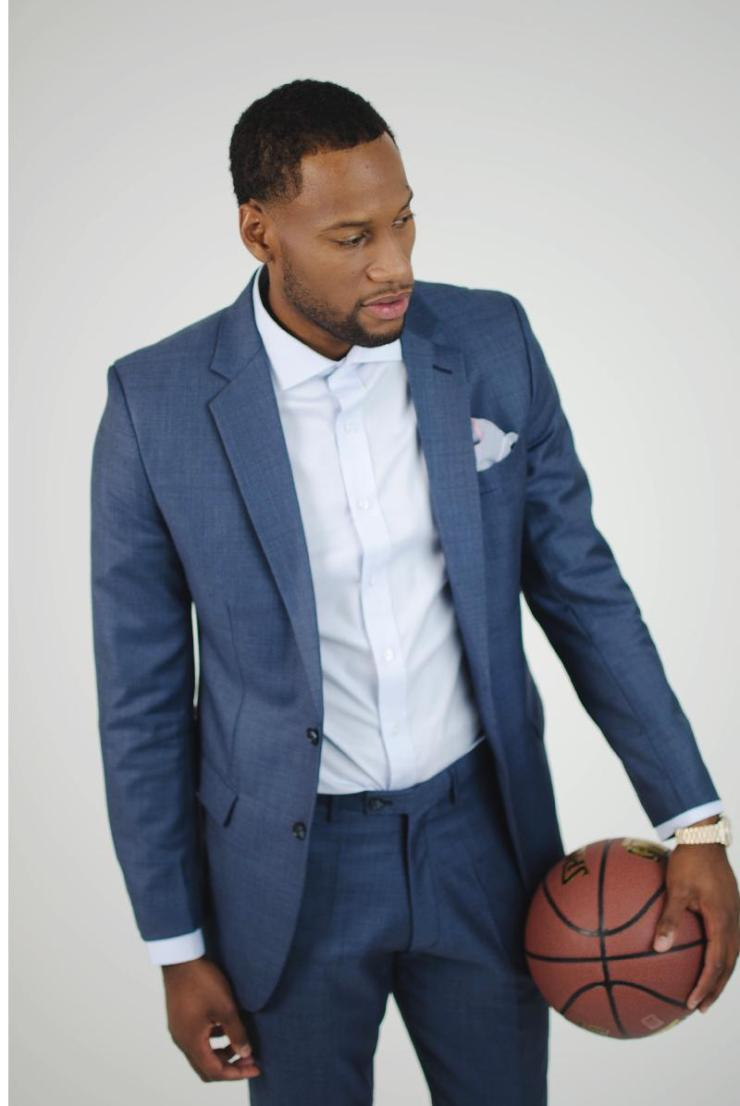 sonny weems - with b-ball