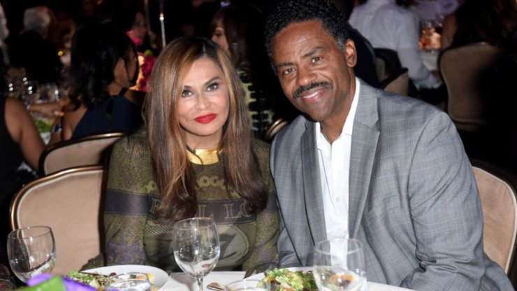 Richard Lawson, Tina Knowles Lawson,