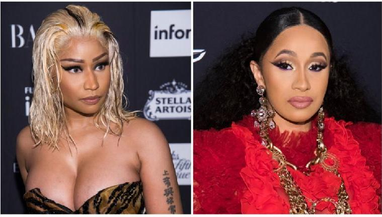 777288390698 BET Announces First Wave of its Star-Studded STAPLES Center Concert  Line-up: Nicki/Cardi