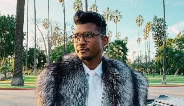 Usher Debuts Newly Permed Black Superman Hair Whatchoo