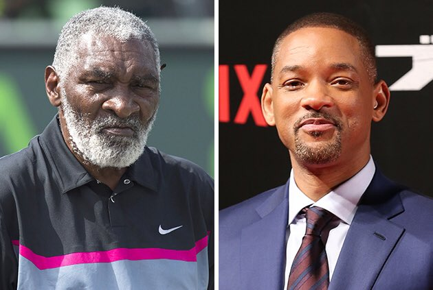 will smith and richard williams