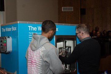 Jaden Provides a Water Filtration System to People in Flint