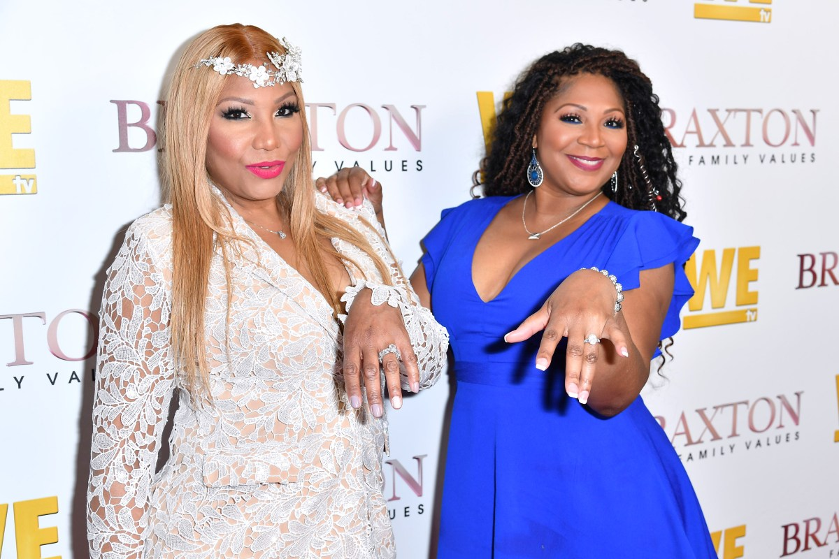 the braxton family is back and dishing all the tea - eur