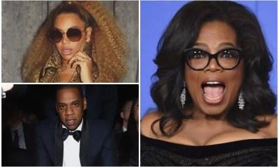 Oprah JAy Beyonce