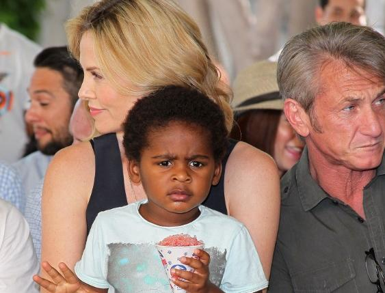 Charlize Theron Now Raising Daughter She Adopted As A Boy (Transgender)