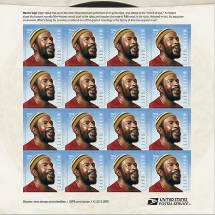 Jan Gaye and Zeola Gaye Speak on Marvin's New USPS Stamp and