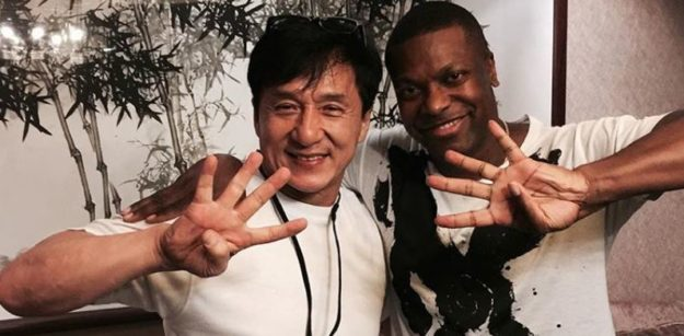 Chris Tucker, Jackie Chan
