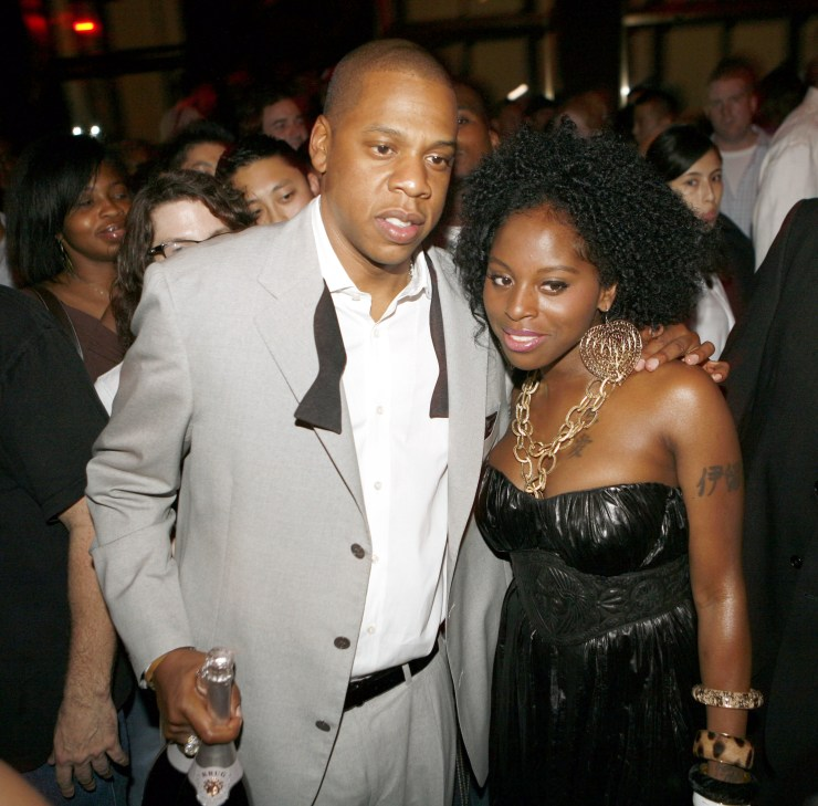 """Jay-Z Celebrates the 10th Anniversary of """"Reasonable Doubt"""" - Inside"""