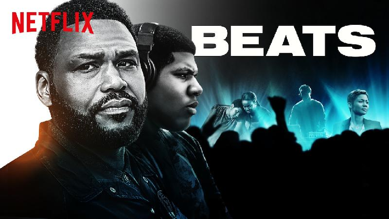 Anthony Anderson Stars in 'Beats': Netflix's Ode to Chicago's South Side Hip Hop Scene (TRAILER)