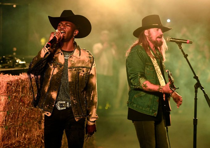 lil nas x, bill ray cyrus