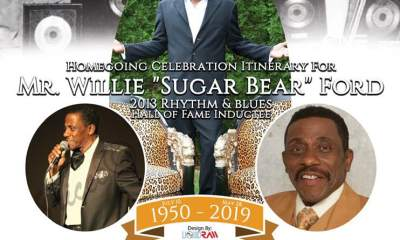 willie ford homegoing info