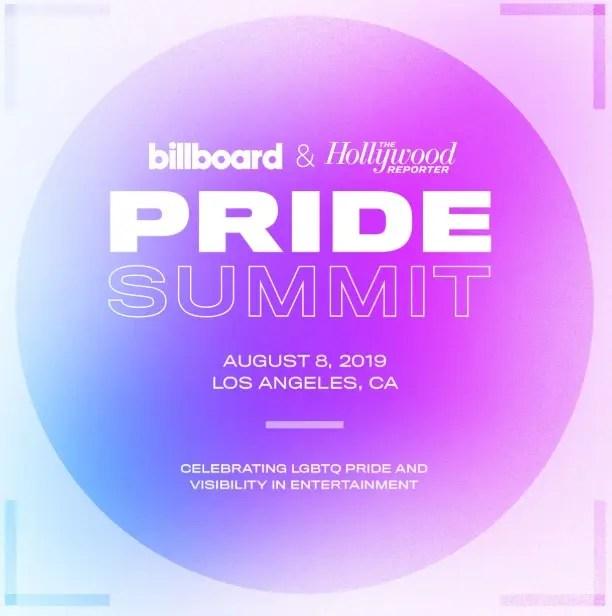 Billboard, The Hollywood Reporter, Pride Summit
