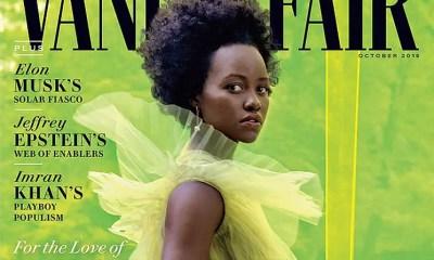 Lupita Nyong'o - Vanity Fair cover